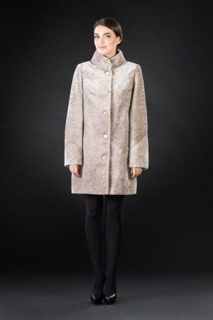 Куртки из мутона
